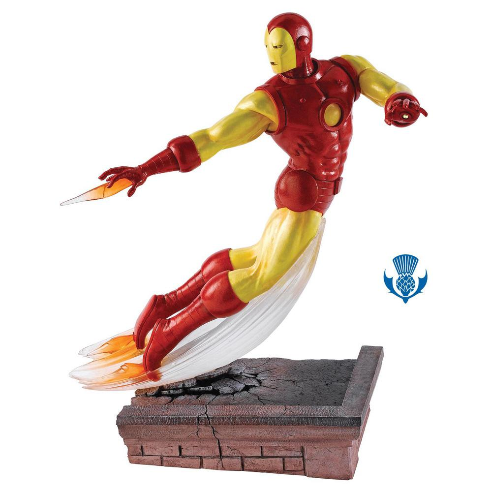 Iron Man Numbered Limited Edition 500 Statue 41 cm