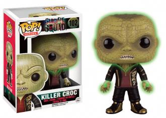 Suicide Squad POP!  Killer Croc