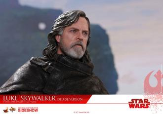 Star Wars Episode VIII: Luke Skywalker Deluxe Version - Figure 1/6 - Hot Toys