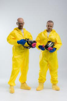Breaking Bad Action Figure 2-Pack 1/6 Heisenberg&Jesse