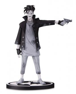 Batman Black & White Statue The Joker by Gerard Way 19 cm