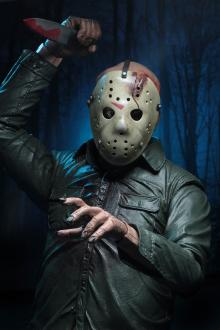 Friday the 13th: The Final Chapter Actionfigur 1/4 Jason 46 cm