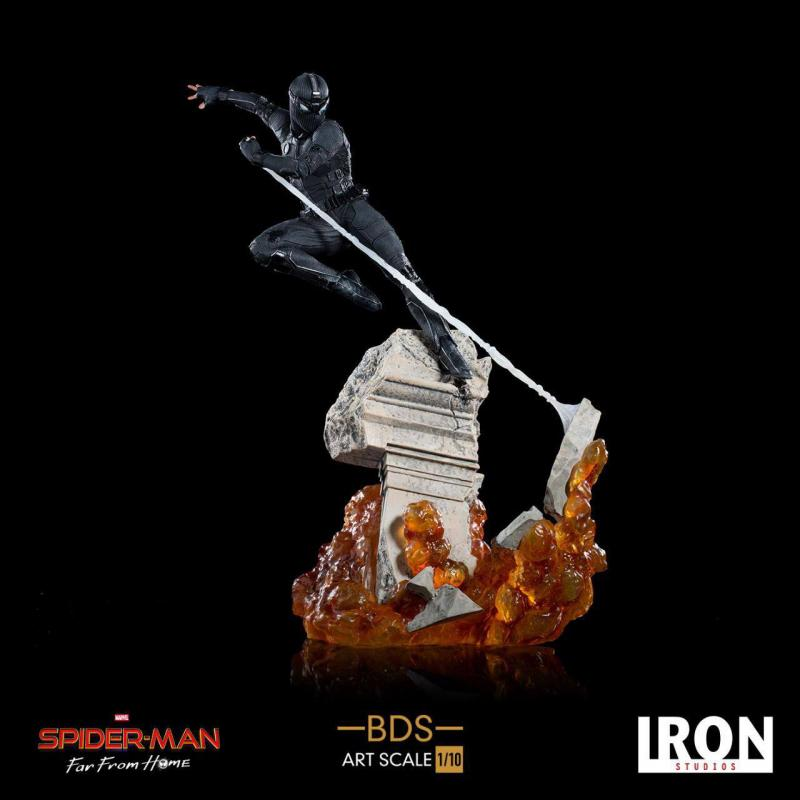 Spider-Man: Far From Home BDS Art Scale Deluxe Statue 1/10 Night Monkey