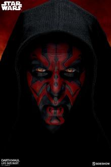 Star Wars Bust 1/1 Darth Maul 69 cm