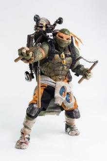 Teenage Mutant Ninja Turtles Out of the Shadows Action Figure 1/6 Michelangelo 30 cm