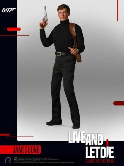 Live and Let Die: James Bond 1/6 Action Figure - Big Chief Studios