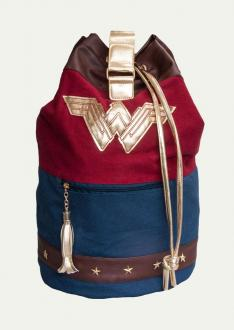 DC Comics Backpack Wonder Woman Duffle Bag