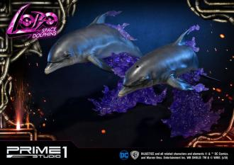 Injustice Gods Among Us Statues 1/3 Space Dolphins 64 cm