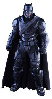 Batman v Superman 1/6 Armored Batman Chrome  33 cm