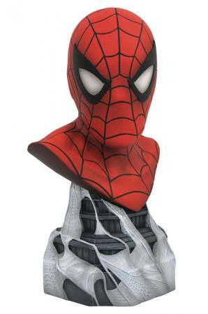 Marvel Comics Legends in 3D Bust 1/2 Spider-Man 25 cm