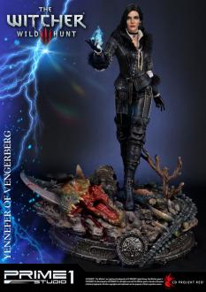 Witcher 3 Wild Hunt Statue Yennefer of Vengerberg 55 cm