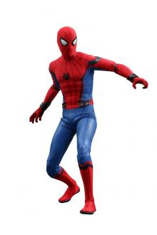 Spider-Man Homecoming Movie Masterpiece Action Figure 1/6 Spider-Man 28 cm