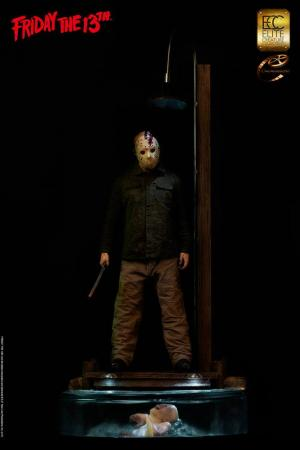 Friday the 13th Maquette 1/3 Jason Voorhees Dark Reflection 115 cm