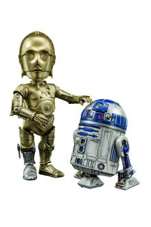 Star Wars Hybrid Metal Action Figures 2-Pack R2D2&C-3PO