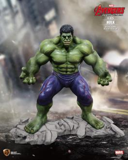 Avengers Age of Ultron Life-Size Statue Hulk 250 cm