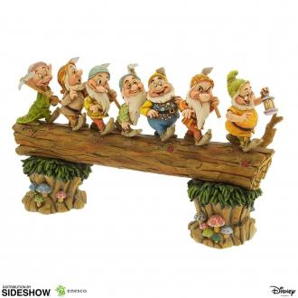 Disney Showcase Collection Statue Seven Dwarfs Masterpiece (Snow White) 30 cm