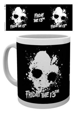 Friday the 13th Mug Splat