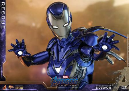 Avengers: Endgame Movie Masterpiece Series Diecast Action Figure 1/6 Rescue (Pepper Potts)