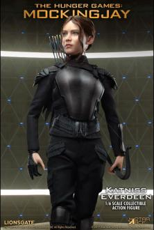 The Hunger Games Mockingjay 1/6 Katniss Everdeen 30 cm