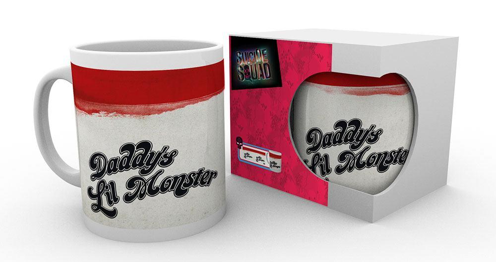 Suicide Squad Mug Daddy's Lil Monster